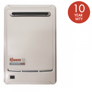 Rheem 12, Rheem instant hot water